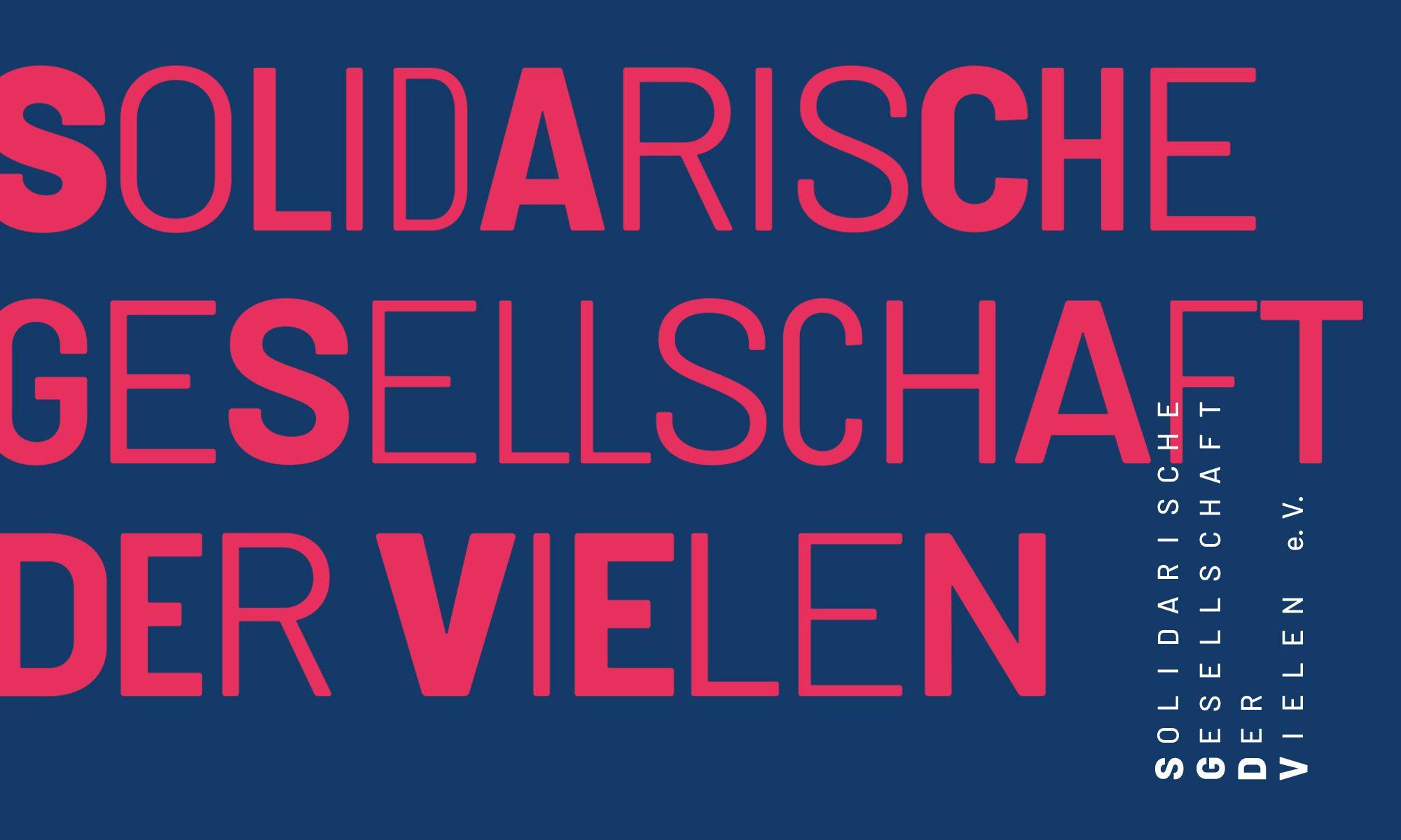Verein für die solidarische Gesellschaft der Vielen e.V.